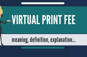 ¿Que es el Virtual Print Fee o VPF?